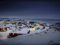 Ilulissat in winter