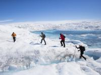 Kangerlussuaq Ice Sheet Hiking