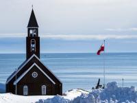 Zion Church in Ilulissat